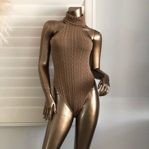 Keep Me Toasty Turtleneck Bodysuit!